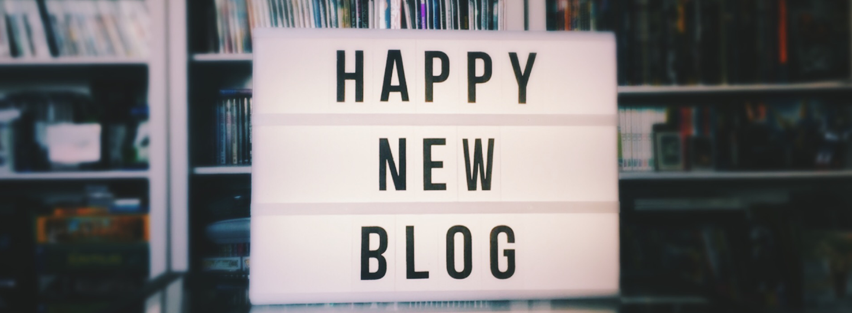 HappyNewBlog